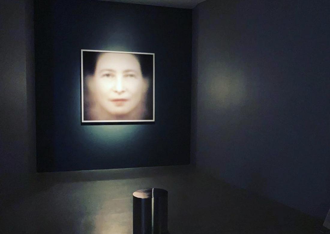 """De Beauvoir,"" Trevor Paglen, Sharjah Art Foundation. Photos: Danko Stjepanovic"